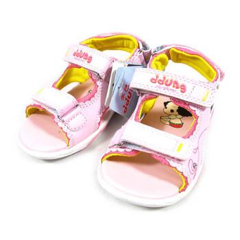 冬己(ddung)迷糊娃娃儿童女款凉鞋沙滩鞋子22713
