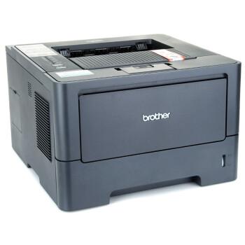 兄弟(BROTHER)HL-5450DN 高速黑白双面激光打印机 (有线网络 自动双面)