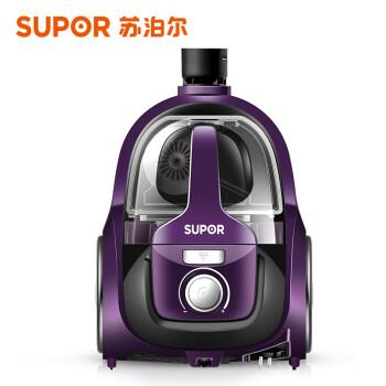 苏泊尔(SUPOR)吸尘器 卧式吸尘器家用大功率大吸力吸尘器 VCC37A-13