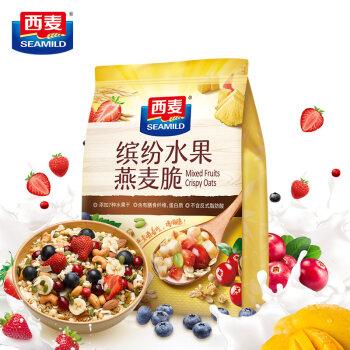 西麦燕麦片怎么样,是几线品牌的?质量会不会很糟糕?