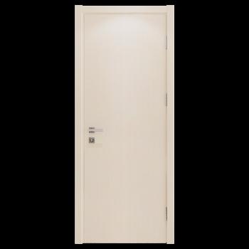 索菲亚木门卧室房间门 房门室内门实木复合木门 套装门套次卧门木质门扇平开门定做隔断门NM-D01 樱桃木色