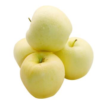值友专享: 大唐正果 辽宁黄元帅苹果 金粉苹果 80-85mm 10斤装