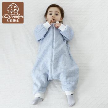 七彩博士婴儿睡袋怎么样呢?质量好不好