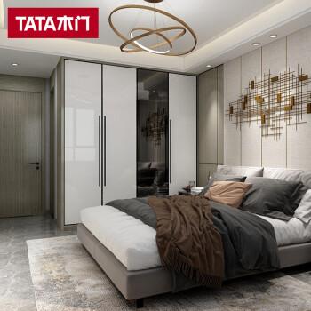 TATA木门 卧室空间定制室内卧室门推拉门玻璃厨卫门全屋定制订金 1000订金 0㎡