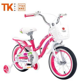 TOOKKE儿童自行车怎么样??真相吐槽