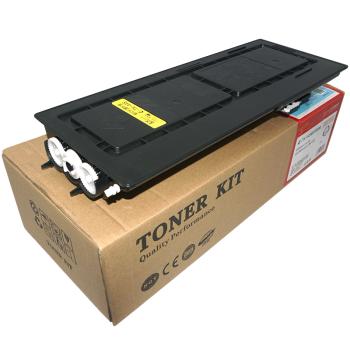 e代 TK448墨粉盒(墨粉)黑色单支装(适用京瓷Taskalfa180/181)打印页数:7200