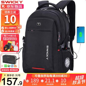 SWICKY背包怎么样,是几线品牌?这么便宜安全靠谱吗?
