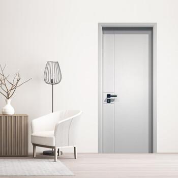 志邦木门 卧室门定制家用室内门隔音门房门静音套装门免漆门 物语系列 物语-多色可选