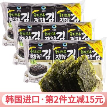 清净园寿司海苔怎么样?到底哪个好?