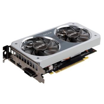 影驰(Galaxy)GeForce GTX1650 大将 128bit GDD5 4GB 自营台式机电竞游戏显卡