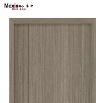 Mexin美心蒙迪木门木质复合低碳无漆木门简约现代室内门套装门卧室门房间门木门N793定制尺寸