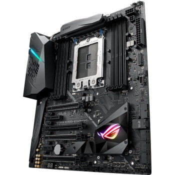 AMD 锐龙3970X 3960X 2970X 2990WX CPU处理器+华硕X399 主板套装 锐龙2970WX+华