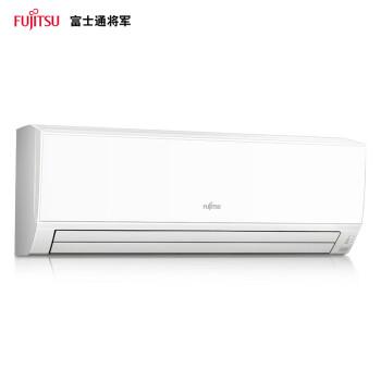 富士通 正2匹 一级能效 全直流变频 壁挂式家用空调挂机ASQG18KLCA(白色)(KFR-50GW/Bpkla)
