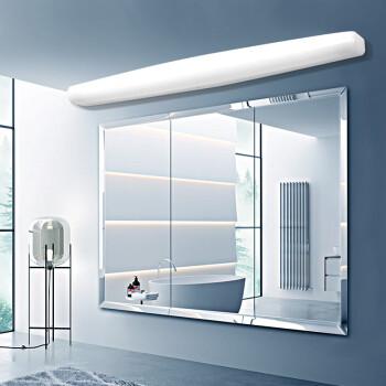 雷士照明(NVC)led镜前灯化妆壁灯镜柜灯卫生间浴室灯具 暖白光长度59cm11W