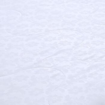 富安娜家纺 馨而乐蚕丝被子冬天羊毛被芯保暖蚕丝羊毛子母冬被四季被二合一被 蚕丝羊毛二合一 1.8m(230*229cm)
