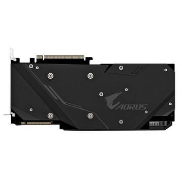 技嘉(GIGABYTE)RTX2070 Super 台式电脑独立游戏显卡 2070S AORUS+AORUS 750W电