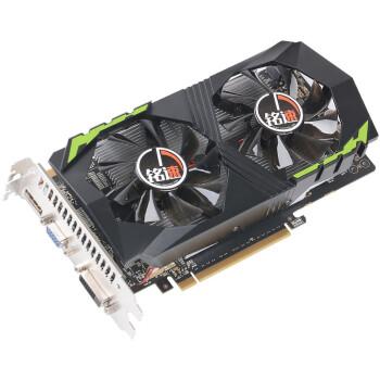 铭速GTX950M4G-2G DDR5 游戏显卡lol守望先锋电脑台式机吃鸡显卡 GTX950M 4G版显卡
