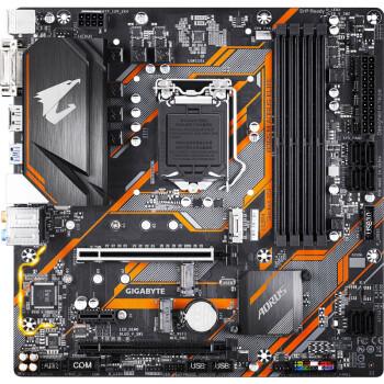 技嘉(GIGABYTE)B365M AORUS ELITE 主板+英特尔 i5-9400F板U套装/主板+CPU套装