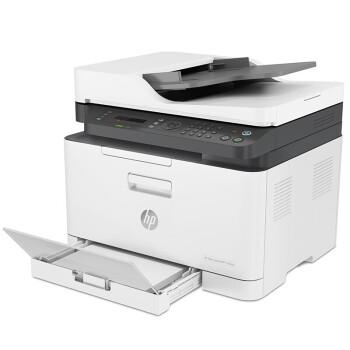 【企业采购】惠普 (HP) 179fnw锐系列新品彩色激光多功能一体机 打印 复印 扫描 传真 【升级款彩色激光四合一】