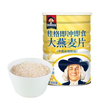 桂格燕麦片怎么样?详细说明介绍