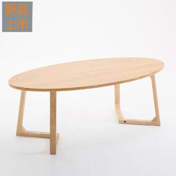 创意圆形小茶几沙发边桌简约北欧小型茶桌实木咖啡桌简易卧室桌子定制