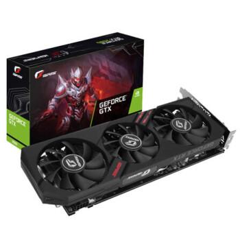 七彩虹(Colorful)iGame GeForce GTX 1660  Ultra 6G 1785-1860MHz G