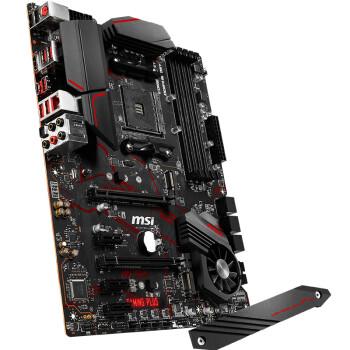 微星(MSI)MPG X570 GAMING PLUS主板+ AMD 锐龙7 3700X处理器(r7)盒装CPU 主板C