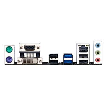 保三年盒装 技嘉GA-B85M-D2V全固态游戏主板套装1150针支持i3i5i7e3 套一:技嘉B85M小板(盒装)