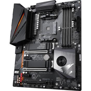 """技嘉(GIGABYTE)X570 AORUS PRO WIFI """"电竞专家""""主板 支持3700X/3800X/3900X"""