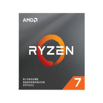 微星(MSI) PRO X570-A PRO主板 +AMD 锐龙7 3800X处理器(r7)盒装CPU  主板CPU套装