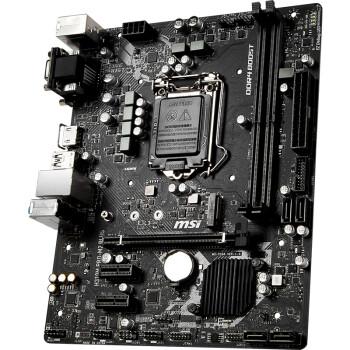 微星(MSI)H310M PRO-M2 PLUS主板 支持WIN7系统(Intel H310/LGA 1151)