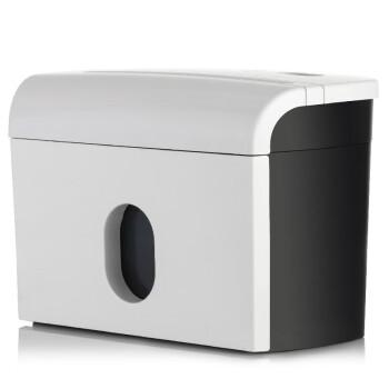 震旦aurora 碎纸机小型静音简易家用电动小颗粒迷你文件废纸粉碎机办公桌面型碎纸神器AS036 3张5级保密桌面型(A