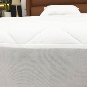 金可儿 防螨防虫床护罩 透气防水 防过敏 夹棉床笠 新品 1.8米*.2米
