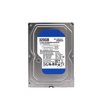 全新蓝盘320G台式机串口硬盘SATA机械 监控 0通电 配固态硬盘