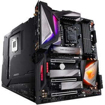 技嘉(GIGABYTE)Z390 AORUS MASTER 主板+英特尔 i9 9900K板U套装/主板+CPU套装
