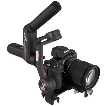 智云WEEBILL S单反相机云台稳定器