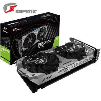 七彩虹(Colorful)iGame GeForce GTX 1650 AD Special OC 4G GDDR5 电