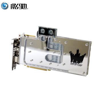 影驰RTX2080/2080Ti吃鸡APEX英雄GTA5电竞游戏电脑台式机独立显卡 RTX2080Ti名人堂PLUS