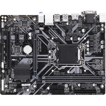 技嘉(GIGABYTE)H310M HD2 2.0 主板+英特尔 i3-9100F板U套装/主板+CPU套装