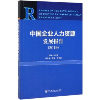 中国企业人力资源发展报告 电子书