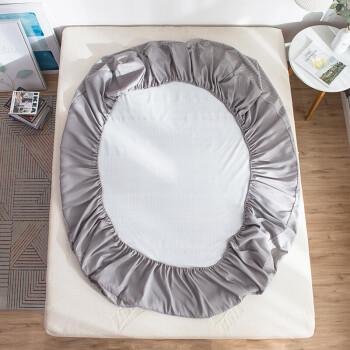 恒源祥家纺 90棉防水隔尿床笠 1.8米床 床垫套防滑床罩床单