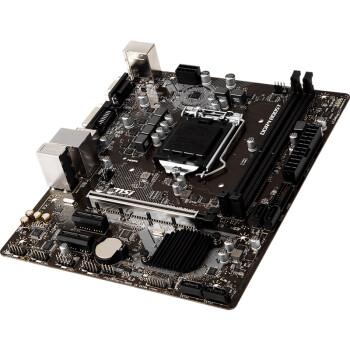 微星(MSI)H310M PRO-VD PLUS主板+英特尔(Intel) i3 8100 酷睿四核 板U套装/主板CP