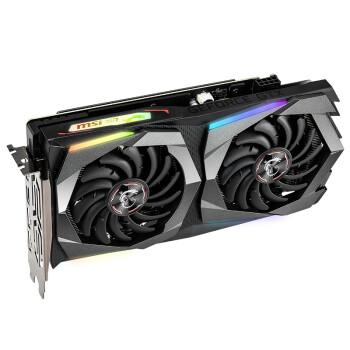 微星(MSI)魔龙 GeForce GTX 1660 SUPER GAMING X 6G 1660S旗舰款 电竞游戏台式