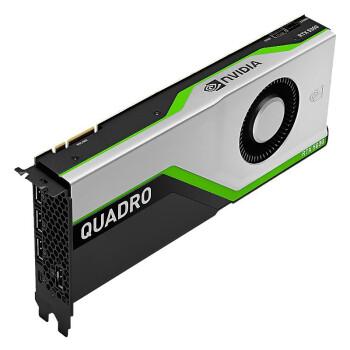 英伟达 NVIDIA Quadro RTX系列8G~48G图灵架构/光线追踪/高能GPU专业图形显卡 RTX5000 1