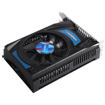 盈通(yeston)  RX550-2G D5 极速版游戏独立显卡640SP 无需外接供电