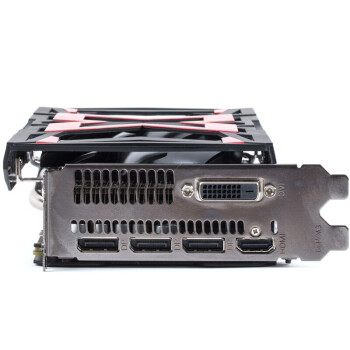 迪兰(Dataland) RX580 RX 590 8G V2 战将  吃鸡游戏独立显卡 【RX580 2048SP 8