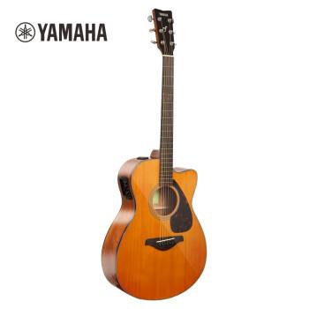 雅马哈民谣吉他怎么样,质量好不好吗,什么档次几线牌子吗