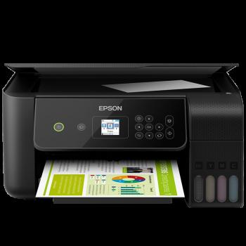 爱普生(EPSON) L3119墨仓式彩色家用办公喷墨照片打印多功能一体机复印扫描 3163 自营