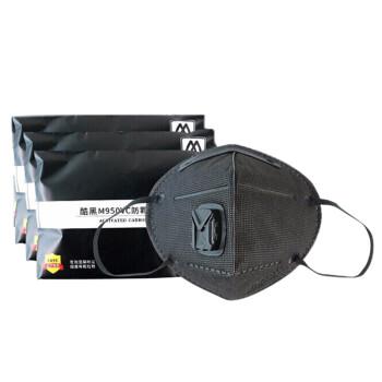 名典上品 KN95颗粒物防护口罩 M950V系列 3只装    19.9元