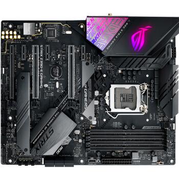 玩家国度(ROG)STRIX Z390-E GAMING 主板 支持CPU 9600K/9700K/9900K(Inte